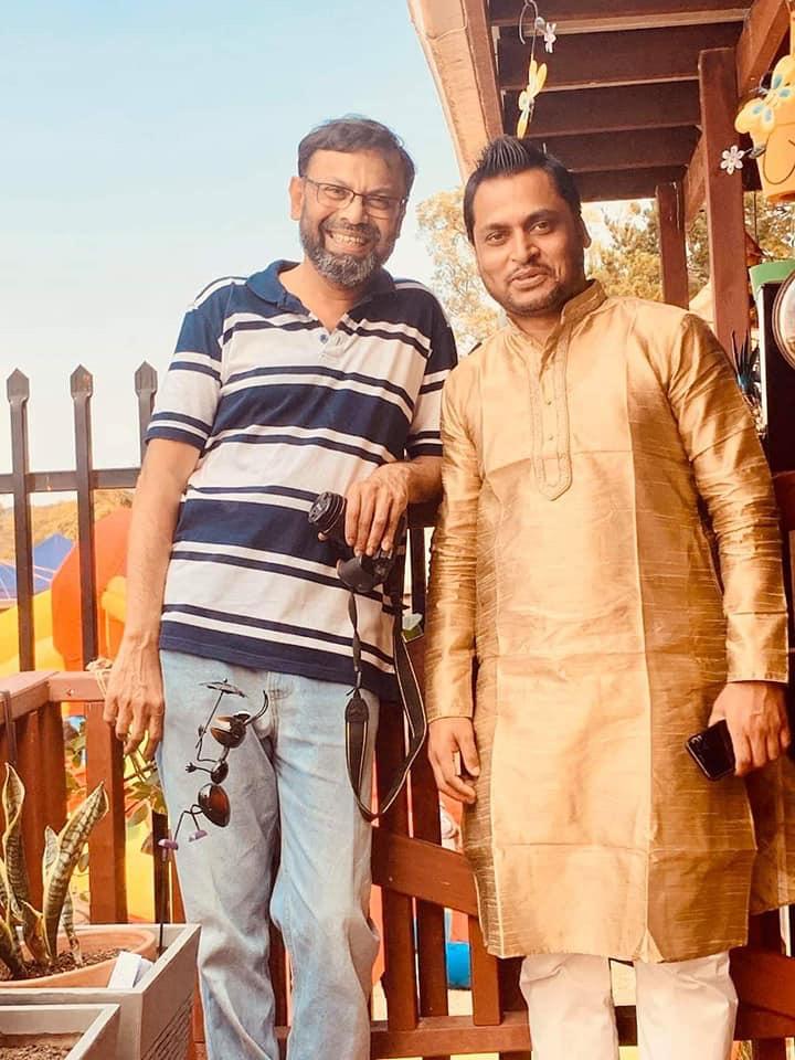 Abu Abdullah & Arman bhai