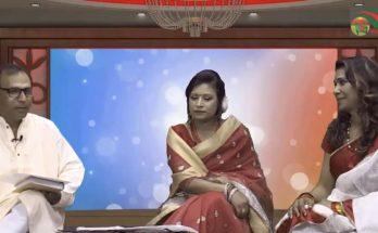 Kobitar adda - Bengali poetry recitation by Nusrat Jahan Smriti and Moloy Biswas