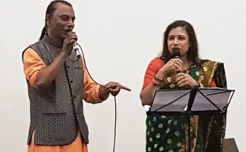 Kothopokothon - Bengali poetry recitation by Nusrat Jahan Smriti with Shimul Mustafa