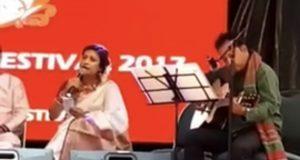 Sakota Dulche - - Bengali poetry recitation by Nusrat Jahan Smriti